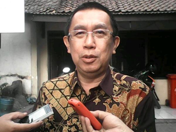 Calon petahana Bupati Sumedang Eka Setiawan/Medcom.id/Octa Morison