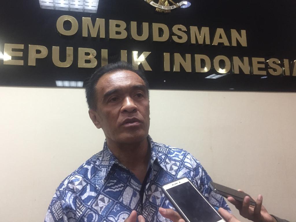Komisioner Ombudsman Laode Ida. Foto: Medcom.id/Intan Yunelia.
