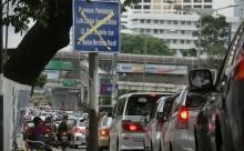 Dishub Akui Kepadatan Lalu Lintas di Thamrin Meningkat