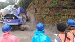 Perbaikan Jalur Puncak Bogor Terus Dikebut