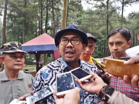 3.500 Hektare Hutan Konservasi di Jabar akan Direhabilitasi