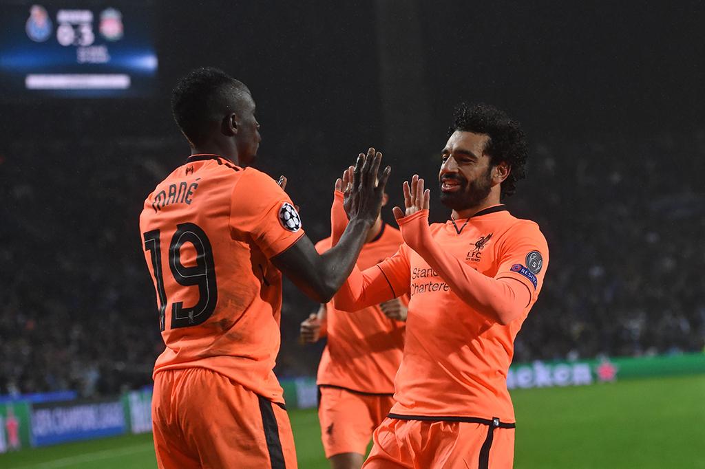 Liverpool Gasak Porto 5-0