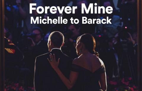 Lagu Cinta Kado Valentine Michelle untuk Barack Obama