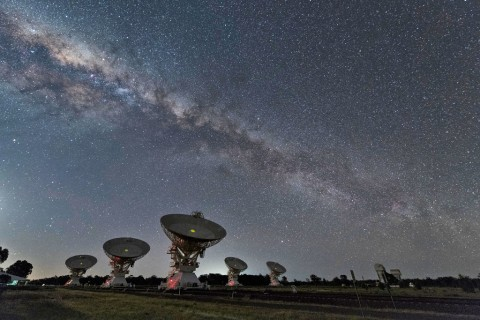 Penambang Uang Kripto Persulit Peneliti Pencari Alien
