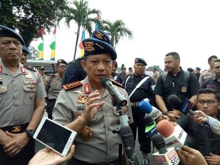 Kapolri Jenderal Tito Karnavian/Medcom.id/Yona