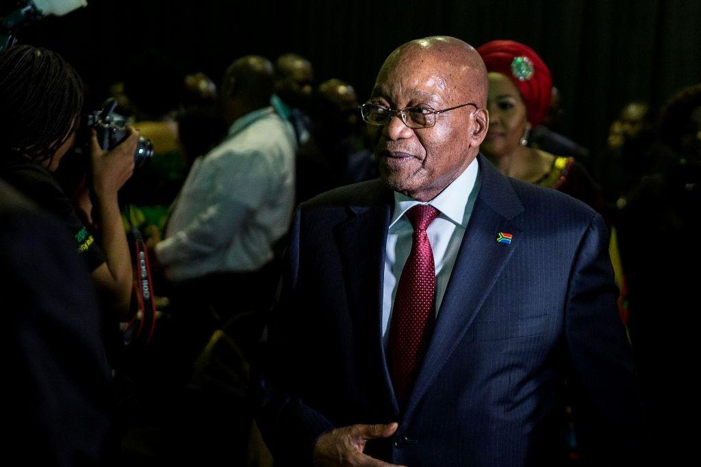 Presiden Afrika Serikat Jacob Zuma diminta mundur dari Partai ANC (Foto: AFP).