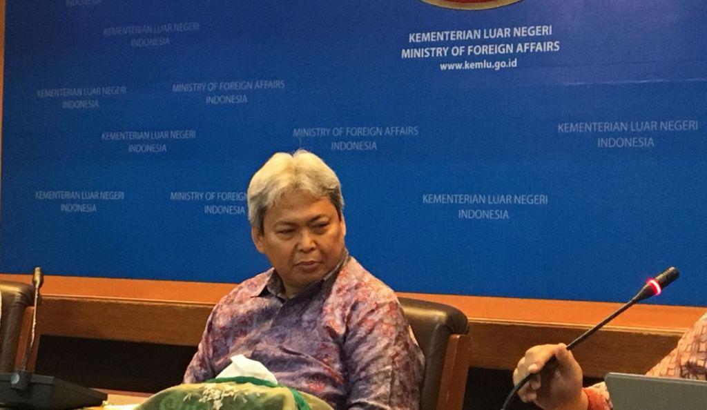 Duta Besar RI untuk AS, Budi Bowoleksono (Foto: Sonya Michaella).