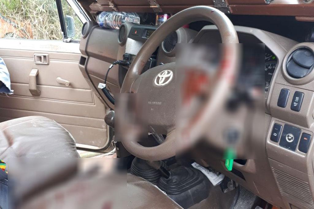Kelompok Bersenjata Tembaki Konvoi Truk di Tembagapura, 1 Orang Terluka