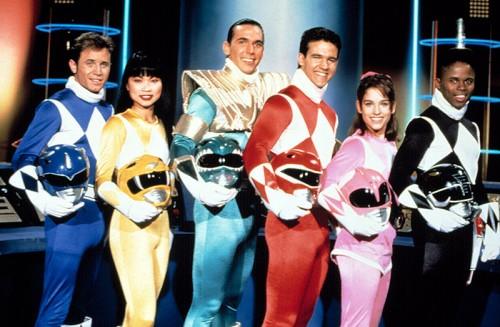 Hasbro akan memegang lisensi atas mainan Power Rangers.