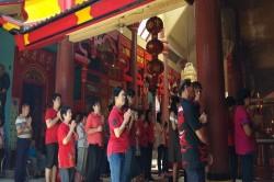 Doa Bersama Rayakan Imlek di Malang