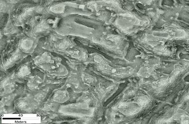 Teknologi pemetaan laser Lidar memperlihatkan kota kuno