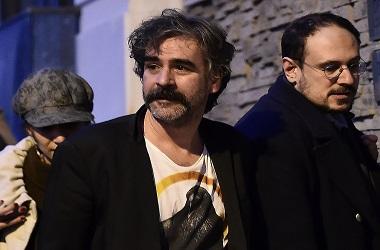 Jurnalis berkewarganegaraan Turki dan Jerman, Deniz Yucel,