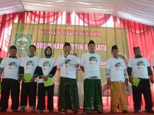 Deklarasi warga nahdliyin untuk Cak Imin jadi cawapres pada