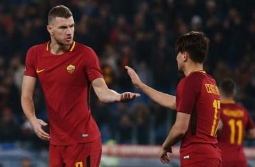 Roma Curi Tiga Poin dari Kandang Udinese