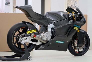 Motor Moto2 Ini Bermesin Triumph dengan Sasis Kalex
