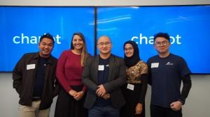 Telkomsel Bawa 4 Startup Pilihan The NextDev 2017 ke Silicon Valley