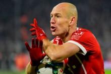 Karier Arjen Robben Tergantung Keputusan Keluarga