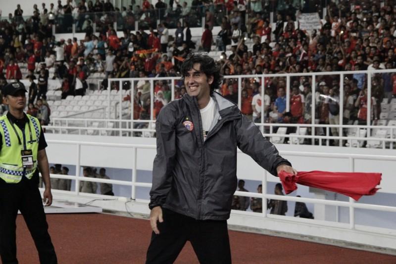 Pelatih Persija, Stefano Cugurra Teco (Foto: ist)