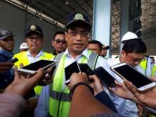 Depo Cipinang Difungsikan sebagai Lokasi Pemeriksaan Kereta Api