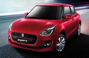 Suzuki Swift Baru Pakem Global Nongol di Thailand