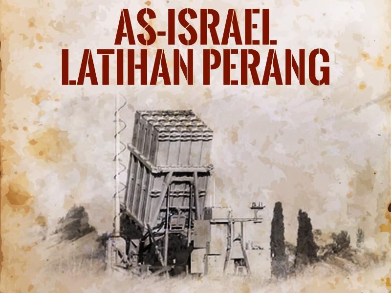 Hari Ini: AS - Israel Latihan Perang