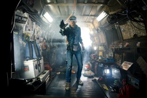 Salah satu adegan dalam film Ready Player
