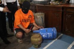Pengoplos Elpiji Subsidi di Jepara Dibekuk Polisi
