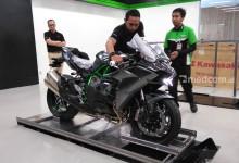 Jatah Satu Unit Ninja H2 Carbon Indonesia, Langsung Terjual