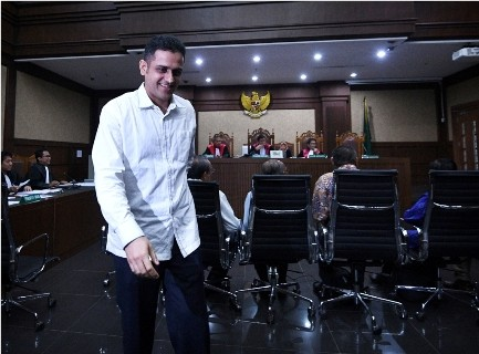 Nazaruddin Berharap Dibebaskan