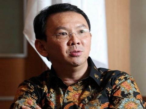 Basuki Tjahaja Purnama alias Ahok/MI/Panca Syurkani