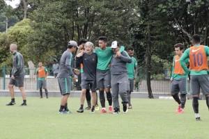 Tiga Pemain Cedera di Hari Pertama Pemusatan Latihan Timnas U-23