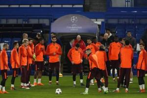 Jadwal Siaran Langsung Leg 1 Babak 16 Besar Liga Champions Dini Hari Nanti