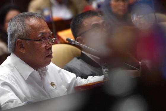 Menteri PUPR Instruksikan Seluruh Proyek Infrastruktur Dihentikan Sementara