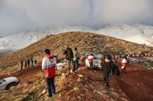 Tim Penyelamat Capai Lokasi Jatuhnya Pesawat Iran