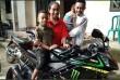 Bergaya bak Komentator MotoGP, Bocah NTT Ini Mendadak Mendunia