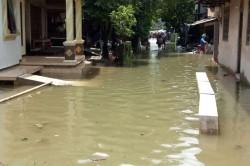 Pintu Penahan Air Sungai di Jepara Keropos