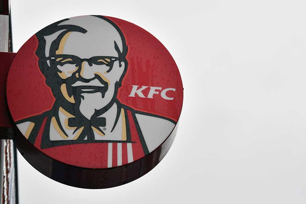 Ratusan Gerai KFC di Inggris Tutup