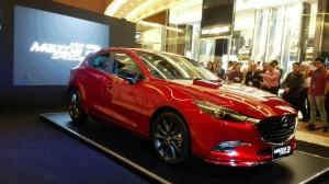 Mazda3 Speed Sasar Generasi 'Jaman Now'