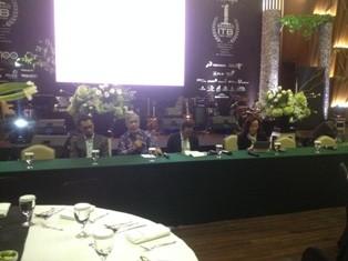 Konferensi pers Menuju 100 Tahun ITB. (Foto: Medcom.id/Inten