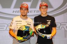 Karel Abraham dan Jules Danilo Wakili NHK di MotoGP