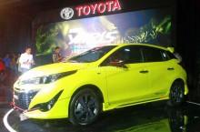 Toyota New Yaris Resmi Mengaspal