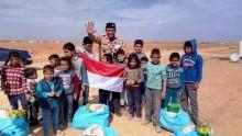 Bantuan Logistik Musim Dingin untuk Pengungsi Palestina & Suriah