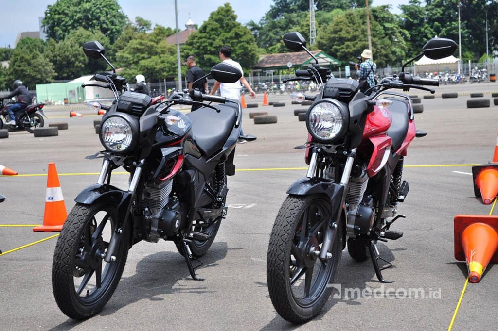 Honda Luncurkan Motor Sport Murah, All New CB150 Verza