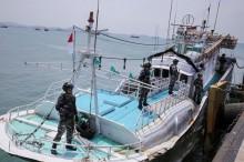 Kapal Sunrise Glory Pernah Menyelundupkan Sabu-sabu ke Indonesia