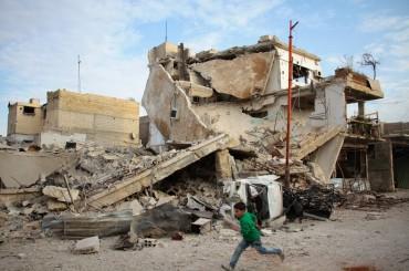 PBB Khawatir dengan Serangan Brutal di Ghouta Timur