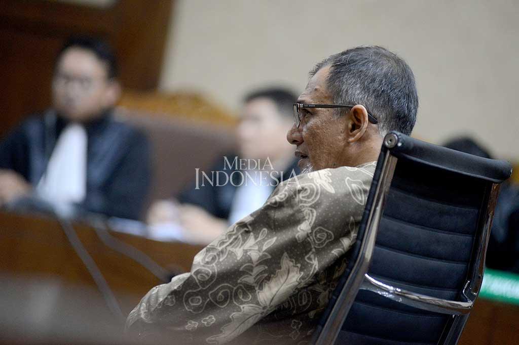 Mantan Pejabat Bakamla Dituntut 5 Tahun Penjara