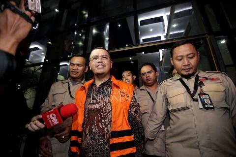 Politikus PKS Dituntut 10 Tahun Penjara