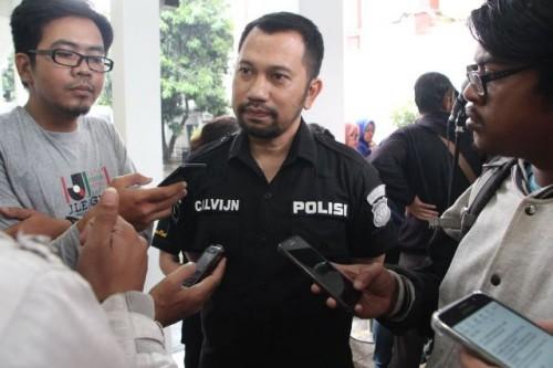 Kasubdit I Ditresnarkoba Polda Metro Jaya AKBP Jean Calvin Simanjuntak. Foto: MTVN/Deny Irwanto