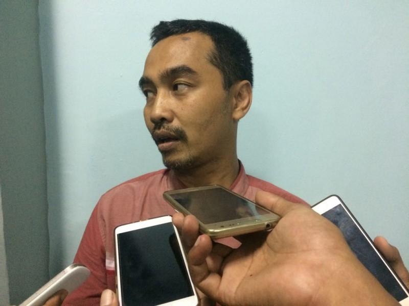 Komisioner Panwaslu Bangkalan Mochammad Masyhuri - Medcom.id / Rahmatullah
