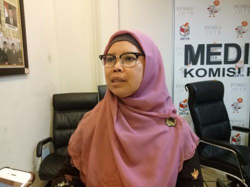 Ketua Umum KPPI Dwi Septiawati Djafar